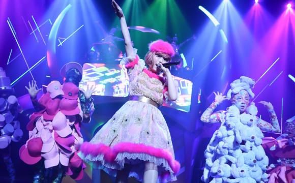 卡莉怪妞以世界嘉年華作為主題的巡演『KPP JAPAN IYAHOI TOUR 2017』終於劃下句點! 卡莉怪妞、