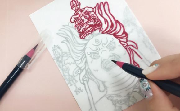 宿坊「和空 下寺街」和「フェリシモおてらぶ」合作,描摹愛染明王佛像的住宿體驗登場 日本文化、日本流行、觀光、日本飲食