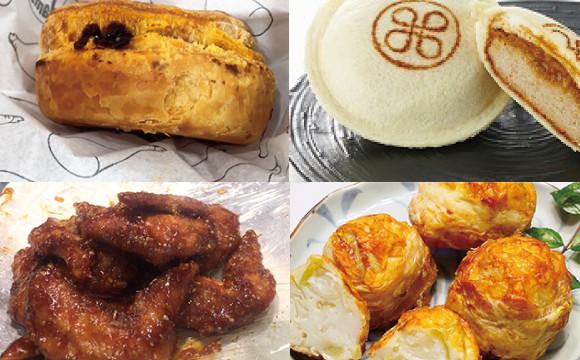 單手就能吃到的美味!百貨地下街「One Hand Food」特集 日本文化、日本流行、觀光、日本飲食