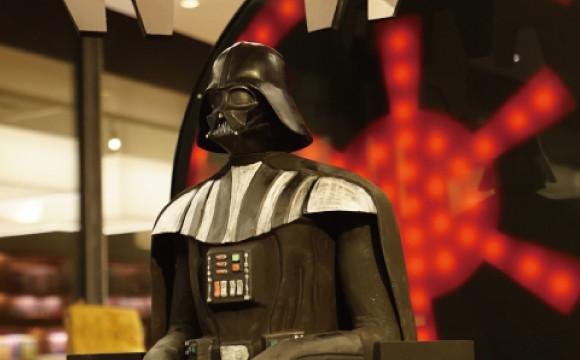 雕刻家淺野健一,以木雕作品再現「黑武士(Darth Vader)」戰役歷史! 日本文化、日本流行、觀光、日本飲食