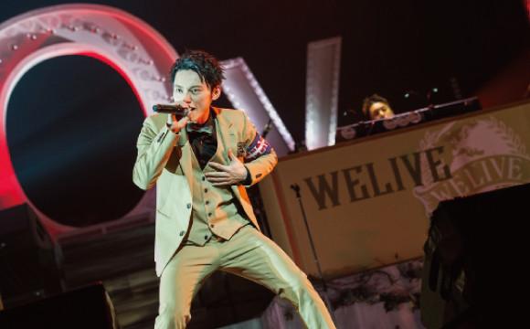 SKY-HI宣布秋天巡演與海外巡演!全日本13地15公演「SKY-HI HALL TOUR 2017~WELIVE~」最後一站在日本武道館閉幕。 SKY-HI、j-pop、