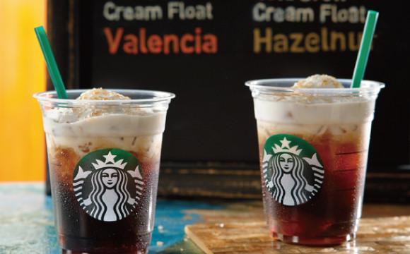日本星巴克初次發售COLD BREW COFFEE! 星巴克、