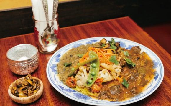 【東京晚餐 】沒去過印度的主廚妄想而成的印度咖哩 高圓寺「ネグラ(negura)」 村田倫子、