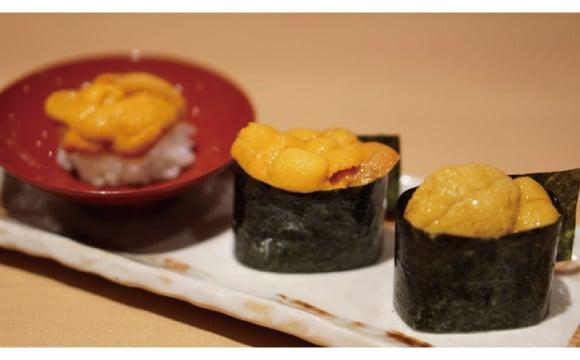 嘗遍日本美味海膽!讓你海膽貨比三家的「北海寿司うに丸」在新宿開張 東京美食、