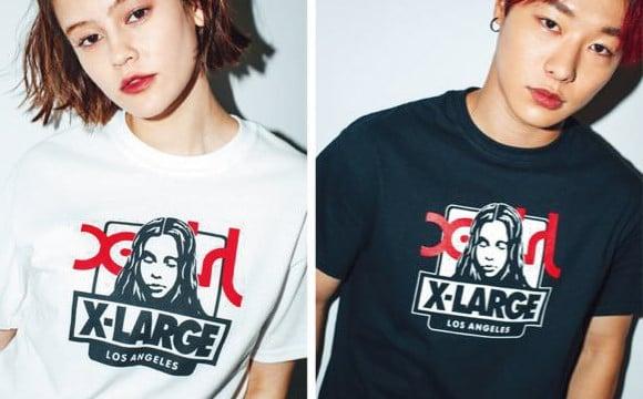 XLARGE(R)、X-girl聯名系列「XLARGE×X-girl」登場! 日本文化、日本流行、觀光、日本飲食
