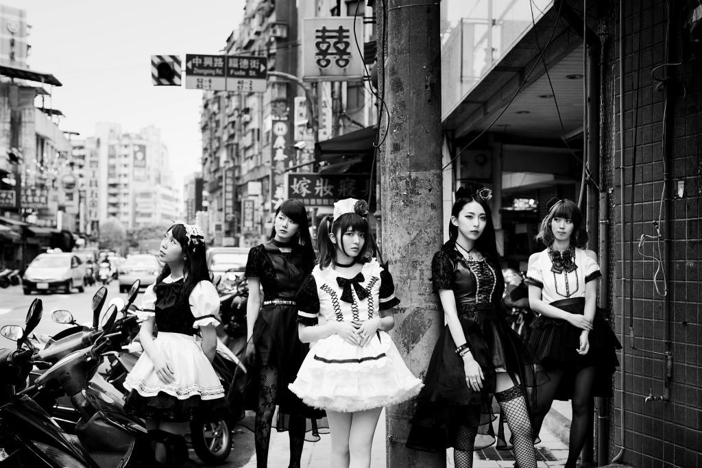 メイン_M【A写】BAND-MAID「Daydreaming_Choose me」