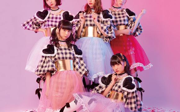 むすびズム(Musubizum)第3張單曲「キミに夢CHU♡XX」2017年6月27日發行! むすびズム、
