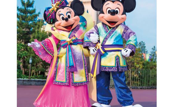東京迪士尼樂園®/東京迪士尼海洋®慶祝七夕!6月15日(四)「Disney七夕Days」開跑! 東京迪士尼樂園、