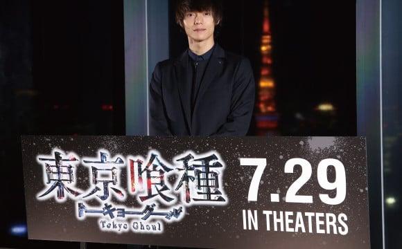 窪田正孝 主演電影「東京喰種」將在世界23國上映! 電影、東京喰種、