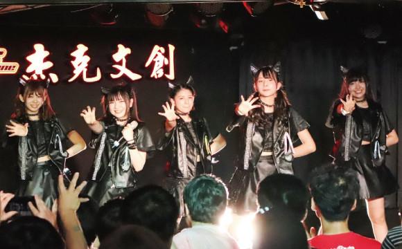 WASUTA(わーすた),台灣首次定期LIVE「WASUTA LAND W1」! わーすた、