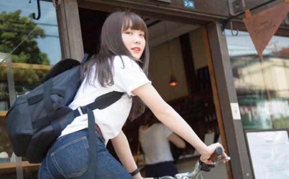 【東京散步】騎著tokyobike的人氣租借自行車GO!來瀰漫著東京下町風情的谷中散步吧 柴田光、東京散歩、
