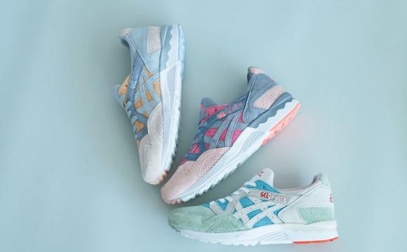 ASICS Tiger推出Pastel Color球鞋!還有ASICS Tiger大阪心斎橋紀念活動 日本文化、日本流行、觀光、日本飲食