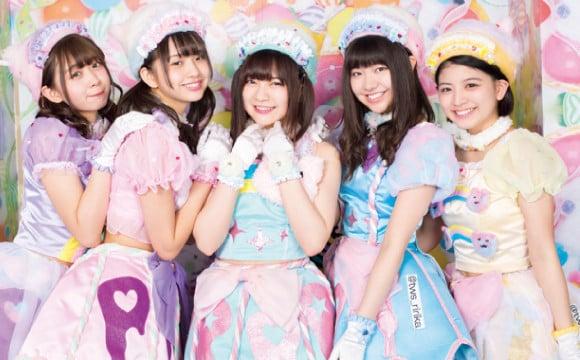 訪問出演JAPAN EXPO的偶像團體「わーすた(WASUTA)」! wasuta、