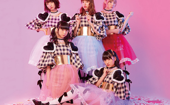 むすびズム(Musubizm)新曲「キミに夢CHU♡XX」MV公開。還有期間限定原宿竹下通街頭BGM! musubizm、