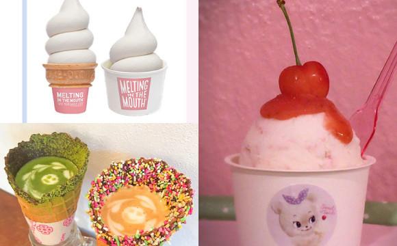 發現超上相甜點! SNS上瘋傳的5家精選東京咖啡店 咖啡廳、東京美食、東京咖啡廳、可愛、