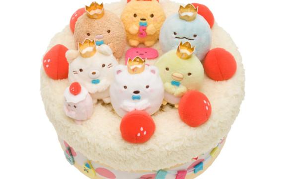 「すみっコぐらし(角落生物)慶祝5週年特製玩偶」期間限定販售! 角落生物、可愛、