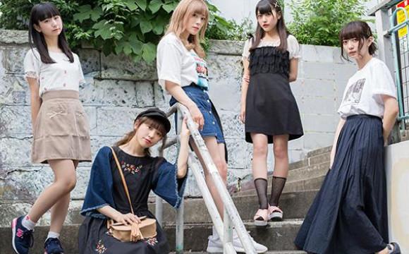 將日本的Kawaii與世界的各位做連結 偶像團體「むすびズム」的時尚Check 服裝、