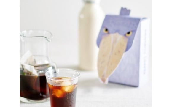 超適合送禮!不只味道專業包裝還很可愛的「鯨頭鸛冷泡咖啡」 鯨頭鸛、咖啡、可愛、