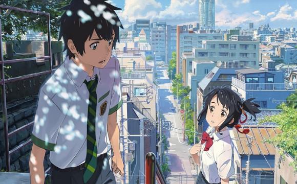 配合「你的名字。」DVD發售、瀧・三葉新收錄的配音宣傳動畫公開 電影、你的名字、
