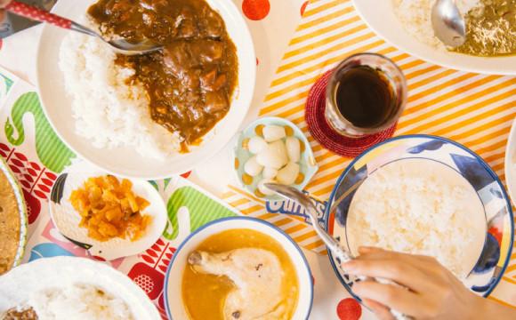 說到夏天的話果然是咖哩!用日本各地推薦的「咖哩調理包」開咖哩趴! 咖哩、村田倫子、