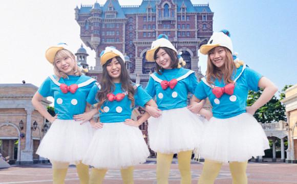 迪士尼・萬聖節20周年特別企劃「迪士尼變裝plus」讓變裝變得更有趣吧! 萬聖節、迪士尼、