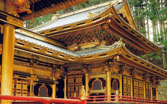 世界遺産 日光・輪王寺的大猷院「隠之堂」特別公開 寺、日光、輪王寺、