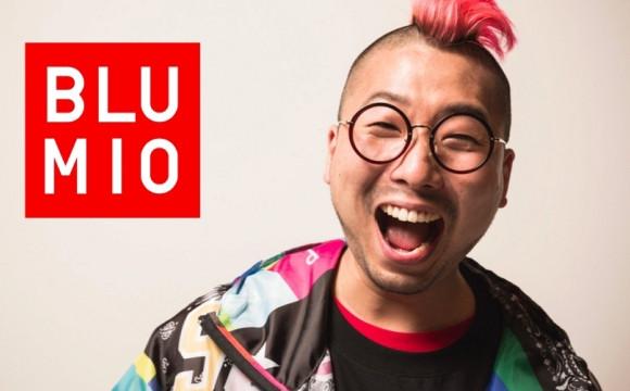出身德國的日本人饒舌歌手 Blumio將據點移往日本 發行日文歌曲「UNIQLO」 blumio、