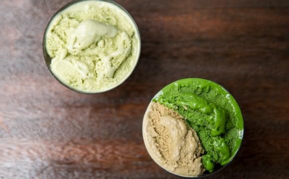 【東京咖啡廳】品嚐世界第一濃郁的抹茶義式冰淇淋 青山「nanaya」 冰淇淋、在青山、東京咖啡廳、澀谷、甜點、