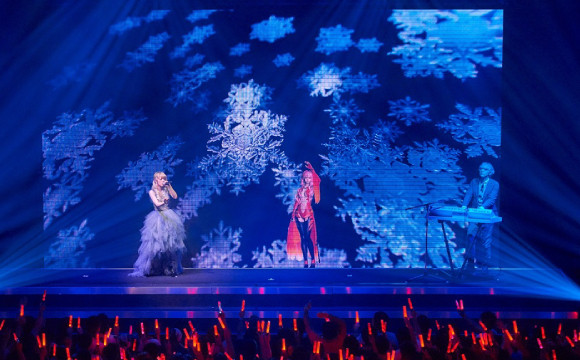 EGOIST的巡迴公演最終場 與GARNiDELiA的特別共演! egoist、garnidelia、