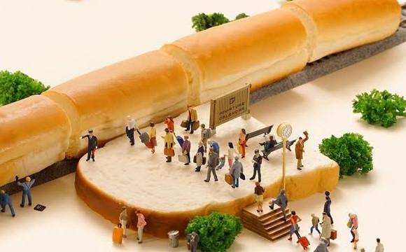 """田中達也的""""微型""""照片作品 「MINIATURE LIFE 展」於東京及大阪舉辦! 在大阪、在東京、"""