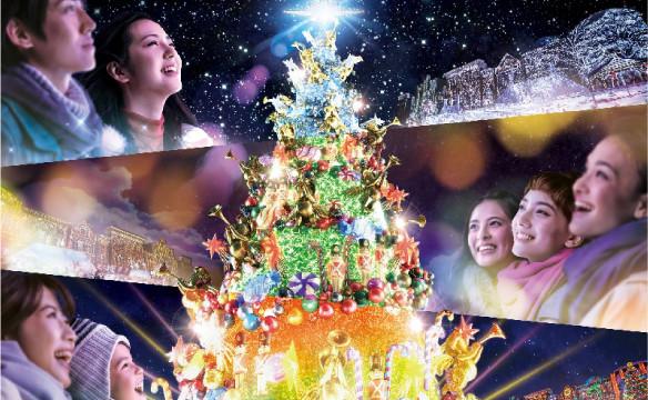 日本環球影城冬季限定 新聖誕樹&哈利波特表演登場! USJ、