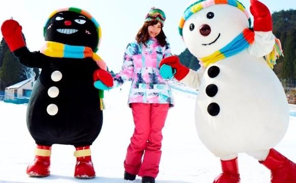 關西區域搶先開始營業的「六甲山戲雪樂園」季節性開園! 滑雪、雪登机、