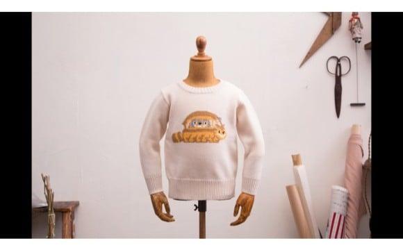 「吉卜力工作室的那件衣服」代官山 在中目黑的蔦屋書店開始販售! 吉卜力工作室、在中目黑、在代官山、