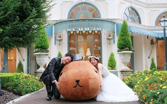 河豚君現身婚禮!ANNIVERSAIRE HILLS橫濱「跟河豚君一起舉辦一場自然婚禮」 ANNIVERSAIRE HILLS、河豚君、