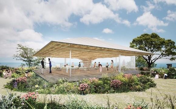 絕景咖啡廳「COEDA HOUSE」於熱海誕生 咖啡廳、在熱海、