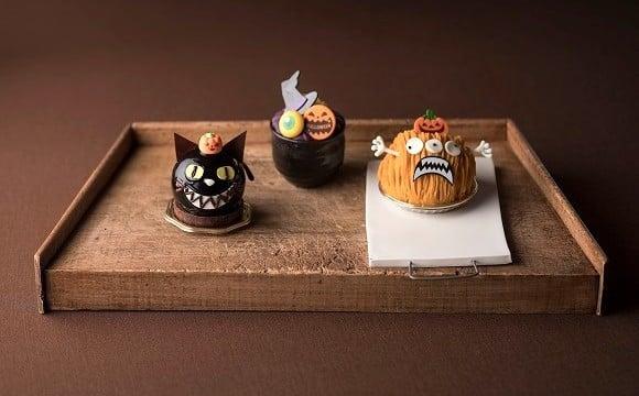 舞濱「東京灣喜來登大酒店」推出萬聖節甜點 甜點、萬聖節、