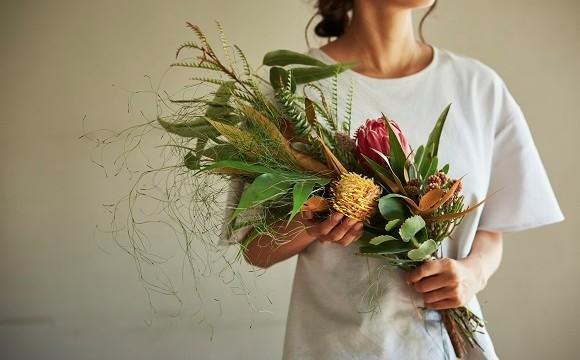 「世界的花店」開幕!超上相花卉作品公開 花卉、