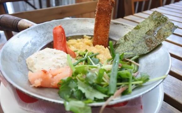 【原宿午餐】在時尚的空間享用懷念的和式料理「bio ojiyan cafe」 午餐、原宿午餐、和式料理、在原宿、