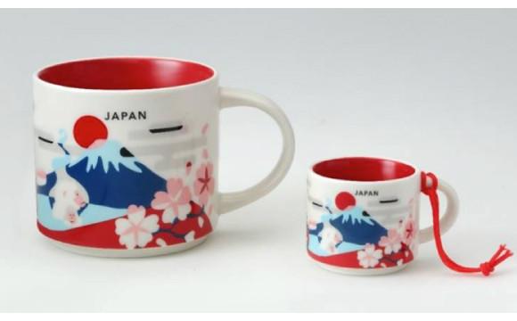 星巴克推出內容豐富的日本雜貨系列「You Are Here Collection」登場 星巴克、紀念品、