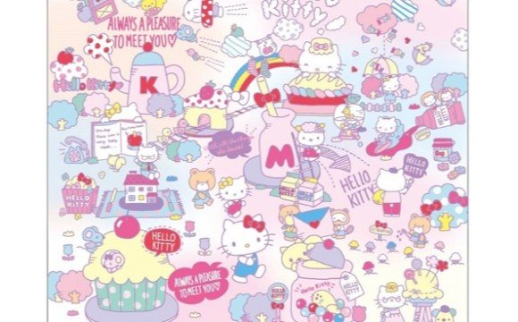 「MEET HELLO KITTY'S WORLD」將在KIDDY LAND舉辦!高2公尺的BOTTLE登場 在原宿、
