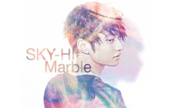 """舉辦世界巡迴的SKY-HI 新歌""""Marble""""宣傳影片公開 skyhi、"""