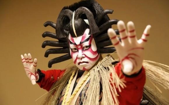"""讓人體驗""""歌舞伎""""的講座「歌舞伎太郎」即將在日本橋開辦 在日本橋、"""