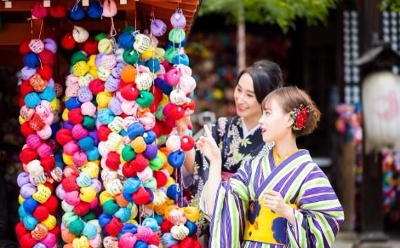 和服租借店VASARA新宿站前店開幕 和服、租借店、