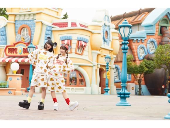 渡邊直美監製品牌PUNYUS商品將在東京迪士尼樂園開始販售! 東京迪士尼樂園、渡辺 直美、