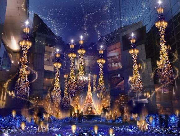 心情已是聖誕節!11月開始據舉辦的東京・神奈川燈展7選 聖誕節、聖誕點燈、