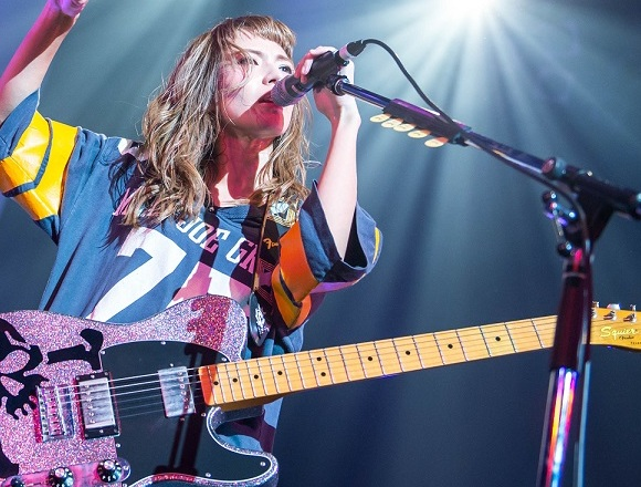 SCANDAL首次東名阪競演巡迴結束&線上單曲達成3冠王 scandal、