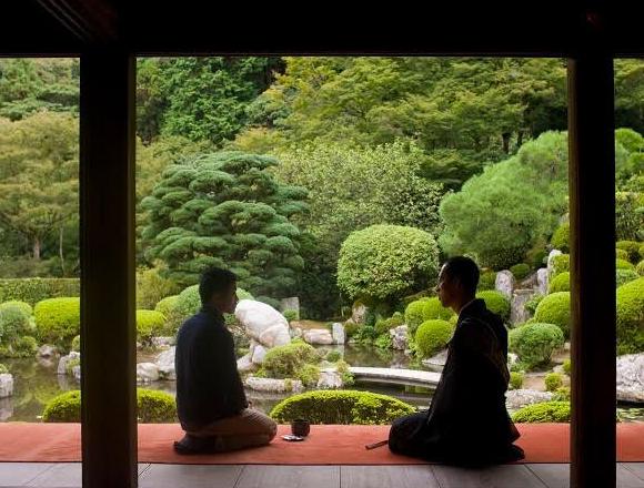 可以體驗到坐禪、四季、藝術等日本文化的5間京都住宿設施 在京都、