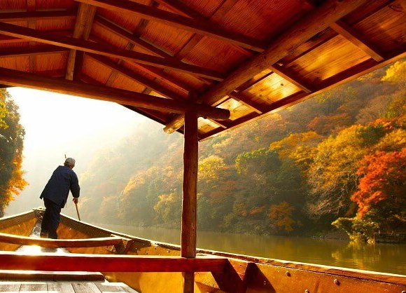 享受京都的楓葉季吧。現在正是最佳賞楓期的6個京都楓葉景點 在京都、楓葉、