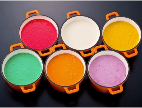 超級適合拍照打卡景點!6種顏色的「起司火鍋」在監獄餐廳 THE LOCKUP販售 餐廳、起司火鍋、日本美食