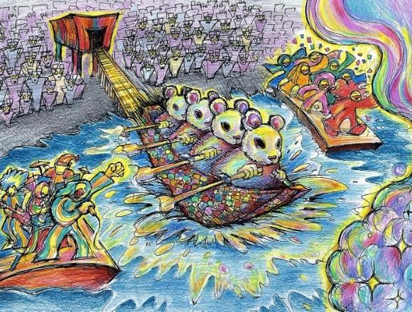 增田賽巴斯汀的藝術表演作品將首度在海外・阿姆斯特丹發表 增田賽巴斯汀、